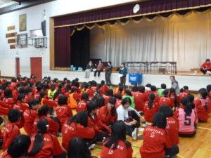 バスケットボール大会で進学コース大健闘!