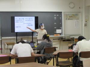 Aグループ 授業の様子