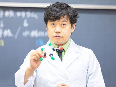 新村先生(理科)